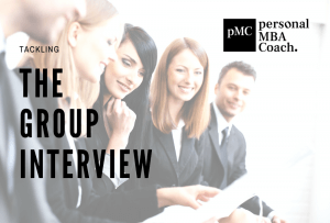 Personal MBA Coach's Guide to Tackling the Wharton and Michigan Ross Group Interviews